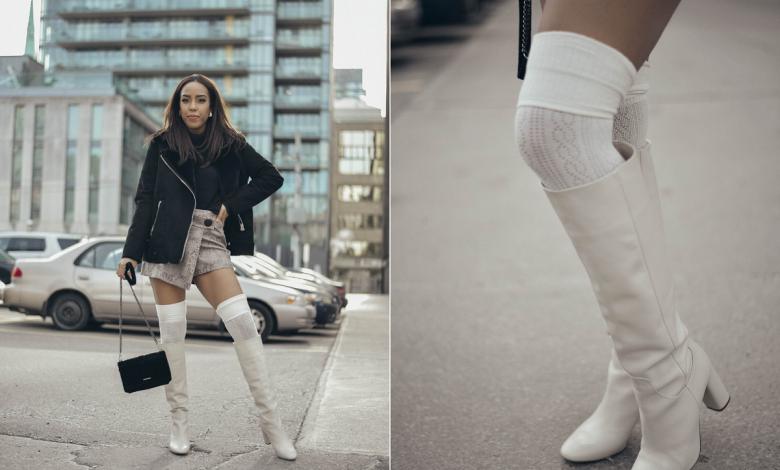 Knee-High Socks