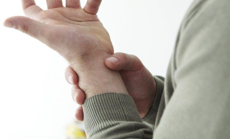 NERVE PAIN IN HANDS